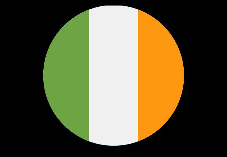 Curse Irlanda